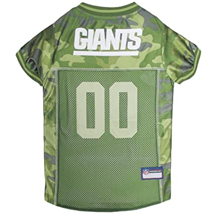 e18e0a775 NFL CAMO Jersey for Dogs   Cats. Football Dog Jersey Camouflage Available  in 32 NFL Teams   5 Sizes. Cuttest Hunting Dog Dress! Camouflage Pet Jersey  with ...