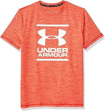 Under Armour UA Heather Surf Shirt Camisa de protección de Sarpullido para Niños