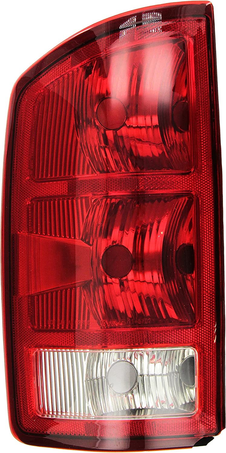 TYC 11-5701-01-9 Dodge Ram Pickup CAPA Certified Replacement Right Tail Lamp