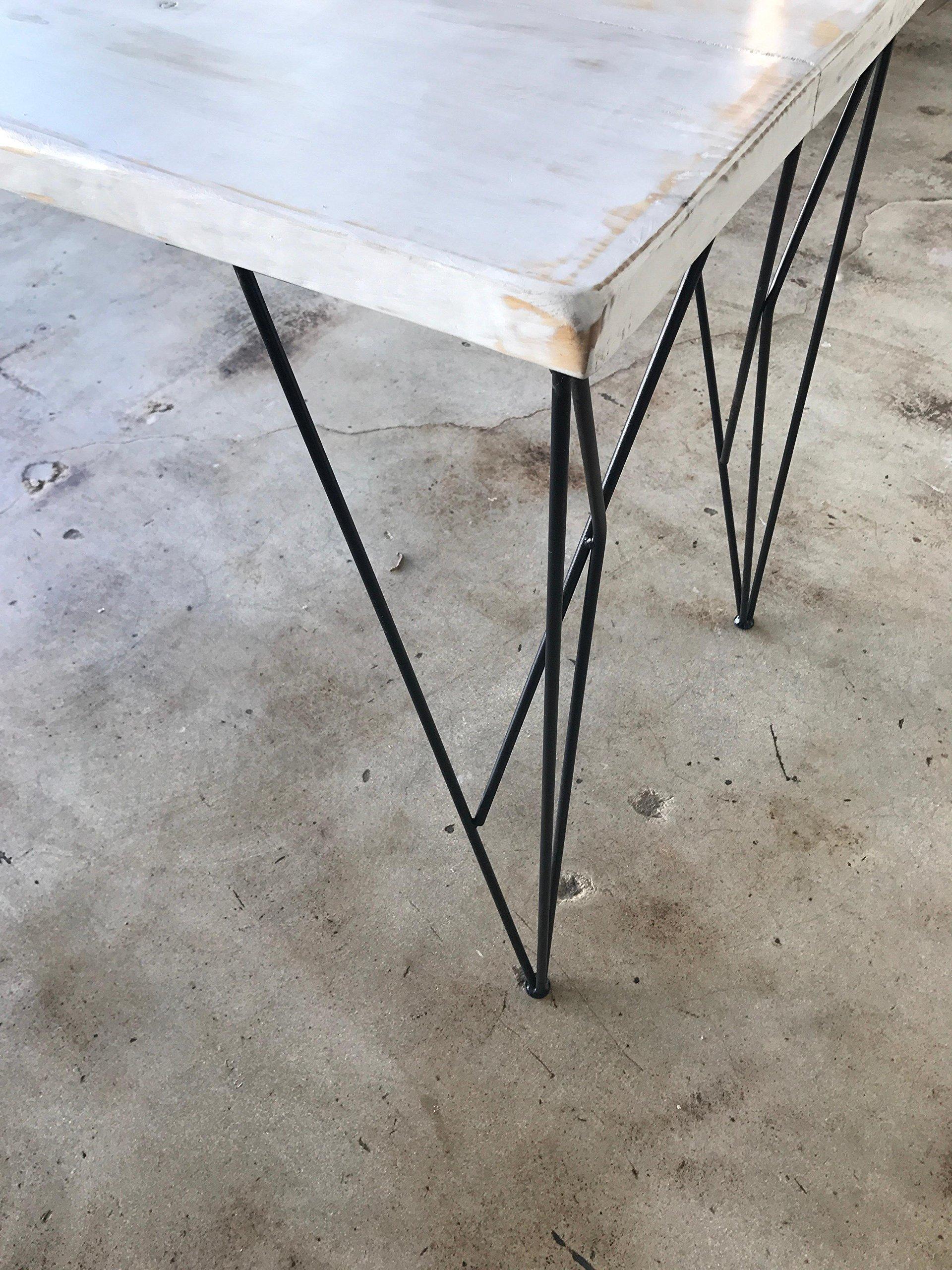 UMBUZÖ Steel Spider Web Hairpin Legs (Set of 4) by UMBUZÖ (Image #5)