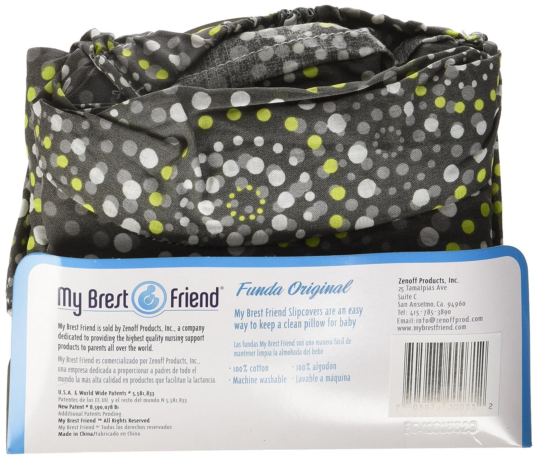 Amazon.com: Funda para almohada de lactancia de Zenoff ...