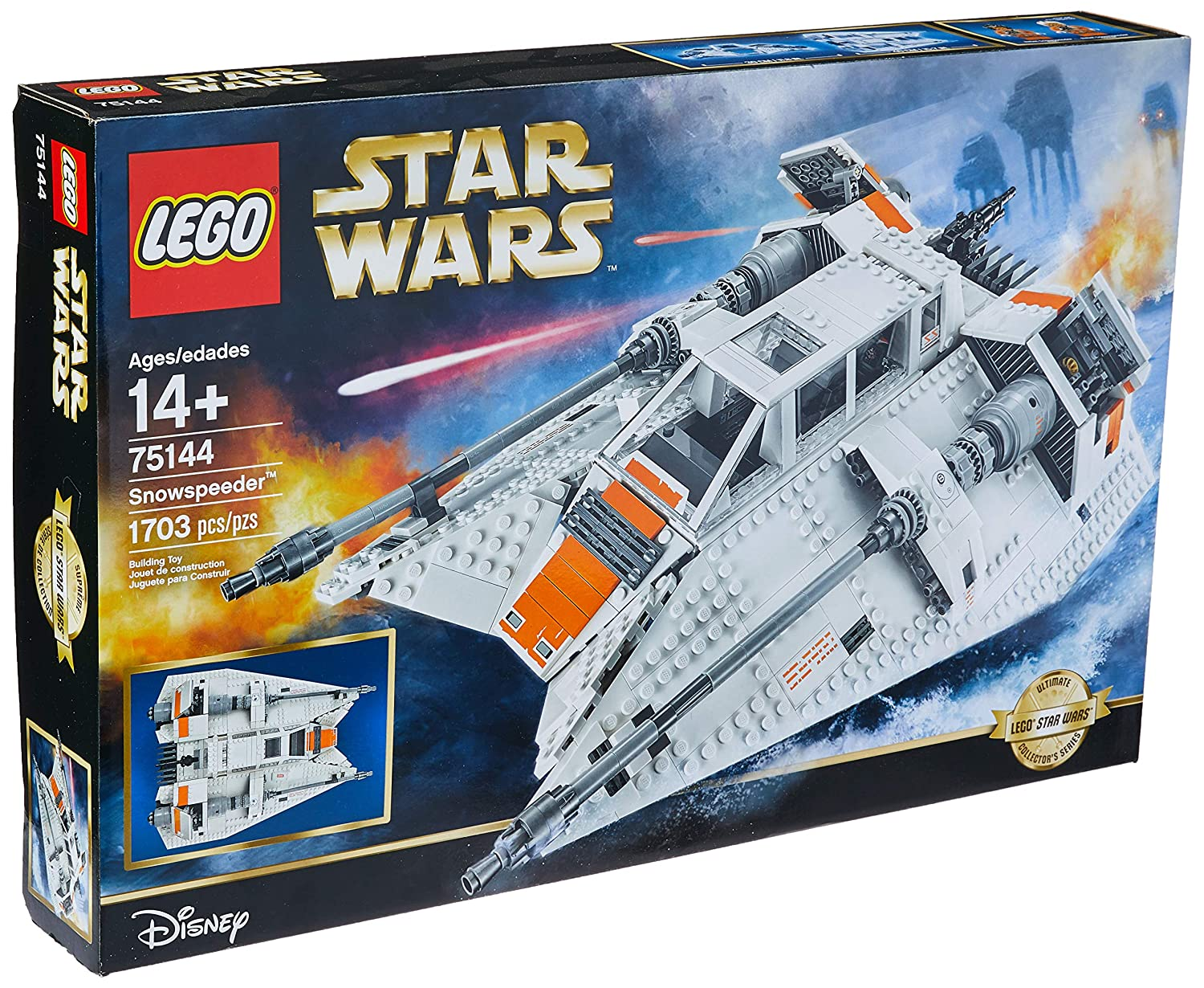 Top 9 Best LEGO Snowspeeder Sets Reviews in 2021 11