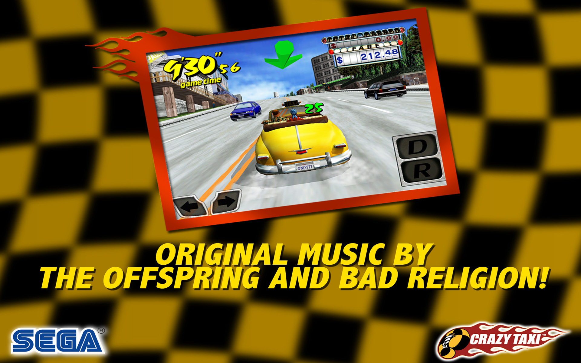 crazy taxi game free download for pc