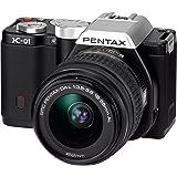 PENTAX ミラーレス一眼カメラ K-01ズームレンズキット ブラック/ブラック K-01ZK BK/BK