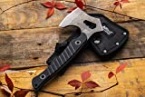 MTECH USA Xtreme MX-AXE10BK Axe with Black G10