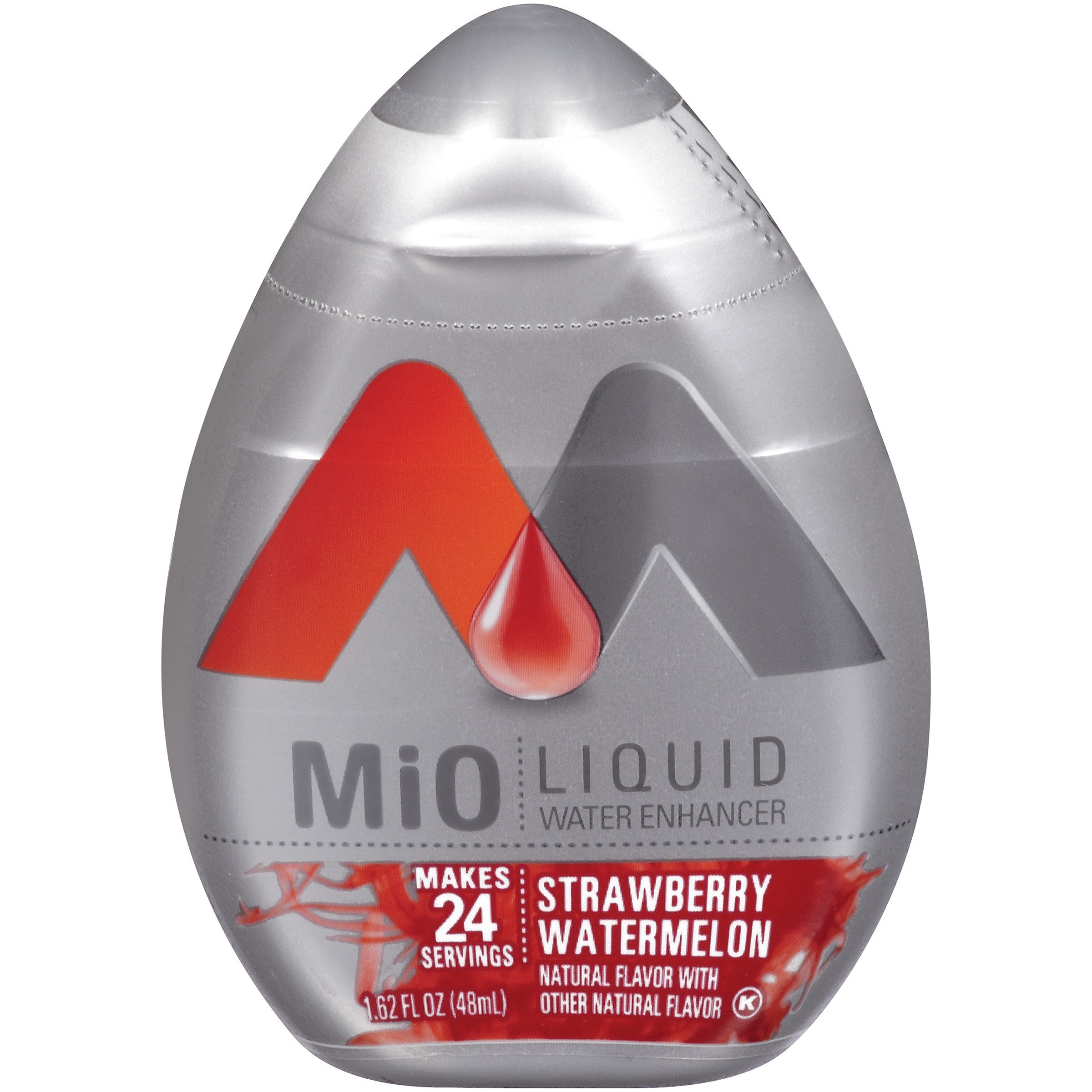 MIO Strawberry Watermelon Water Enhancer 1.62 OZ (Pack of 24)