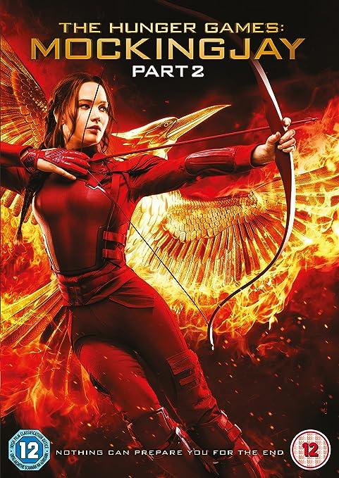 The Hunger Games Mockingjay Part 2 Dvd 2015 Uk Import Sprache Englisch Dvd Blu Ray
