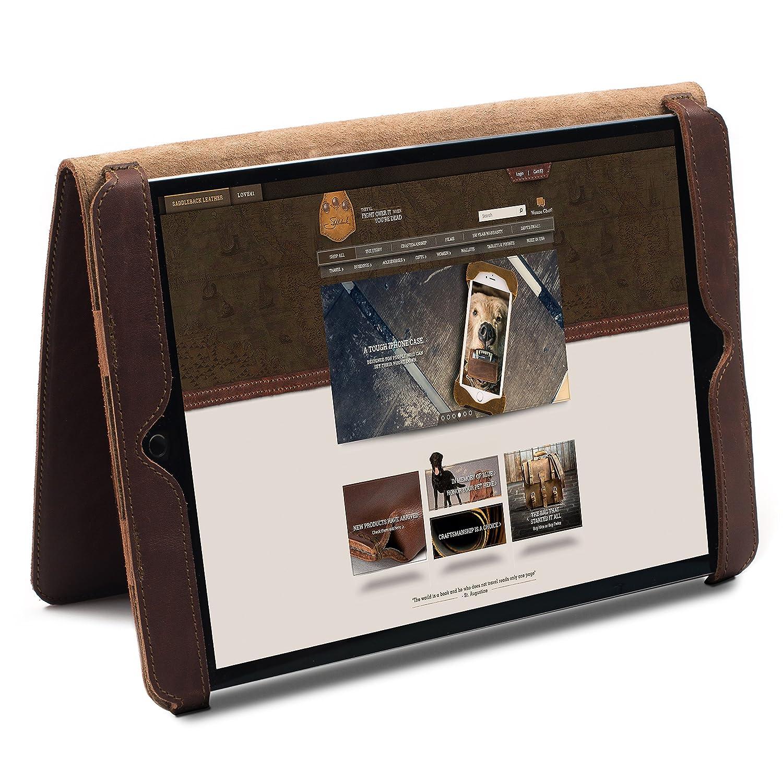 best website 81834 4c6c3 Saddleback Leather iPad Pro Case Chestnut - Buy Saddleback Leather ...
