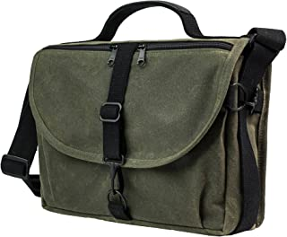 product image for Domke Heritage Shoulder Bag Camera Case, Green (701-83M)