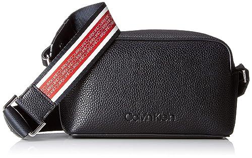 99010409700da Calvin Klein Damen Race Crossbody Umhängetasche