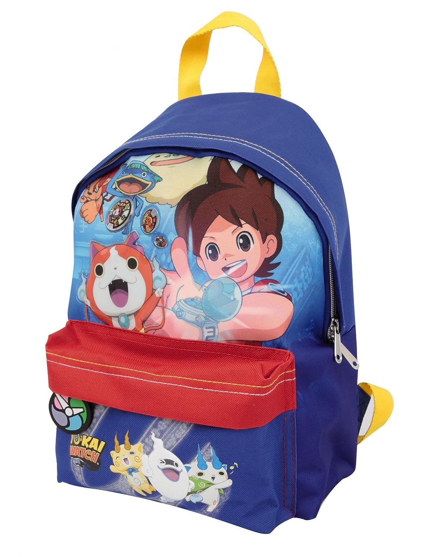 Giochi Preziosi - Mochila infantil azul yo-kai watch: Amazon.es: Equipaje