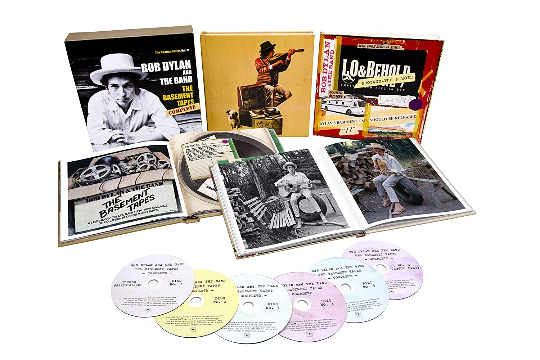 The Basement Tapes Bob Dylan Part - 25: Bob Dylan - The Basement Tapes Complete: The Bootleg Series Vol. 11 -  Amazon.com Music