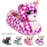 Amazon Price History for:TY Beanie Boos Kids Girls Big Head Animal Toy Non Skid Plush Slippers (See More Designs Colors and Sizes)