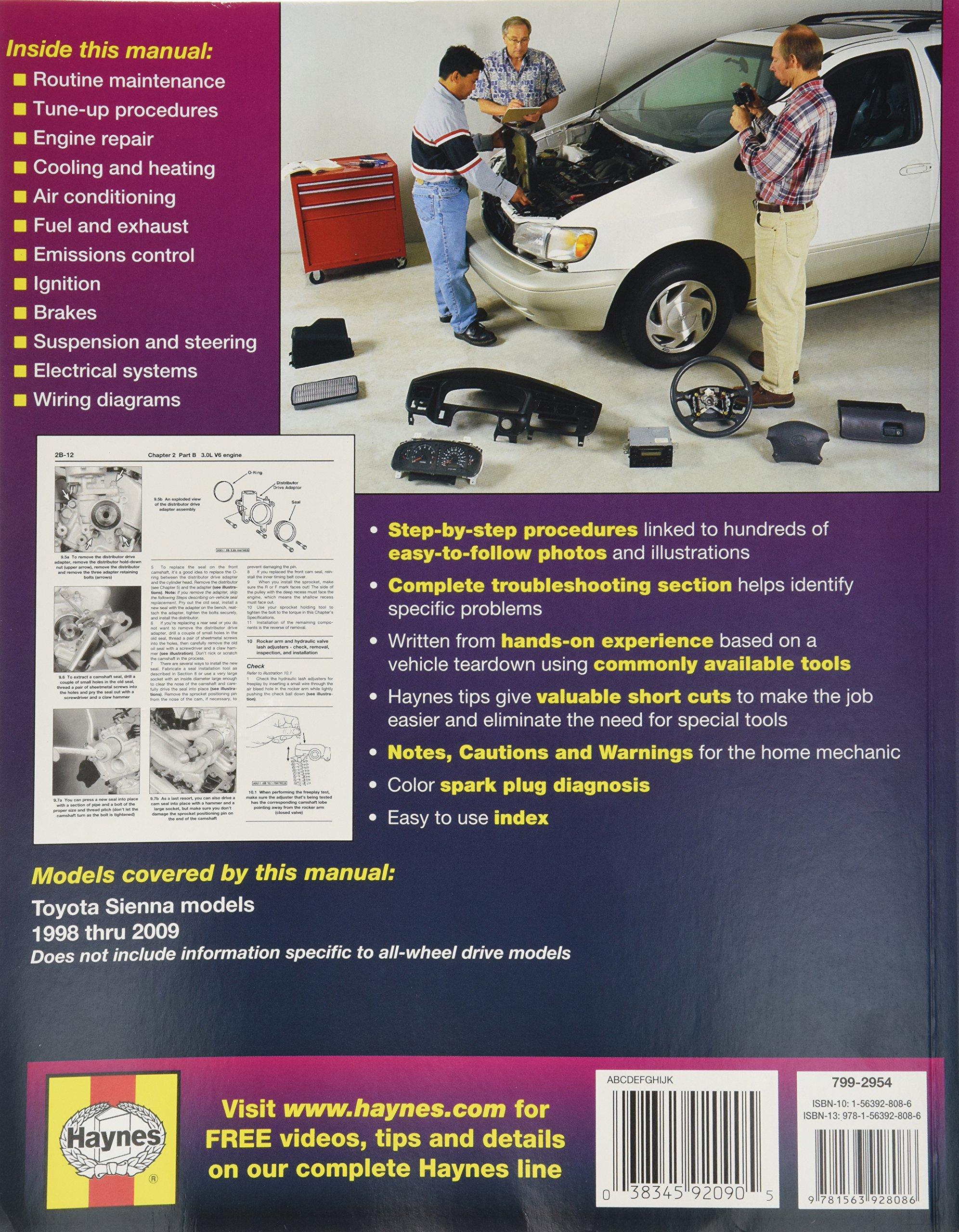 Toyota Sienna Service Manual: Condenser