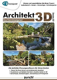 Architekt 3D X9 Gartendesigner   Fotorealistische Gartenplanung Für Ihren  PC! Windows 10|8|