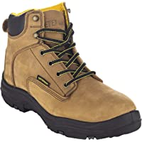 """EVER BOOTS """"Ultra Dry"""" Men's Premium Leather Waterproof Work Boots Insulated Rubber Outsole"""