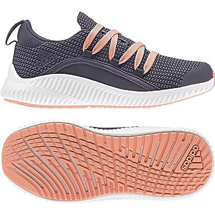new concept 2571c 05d48 adidas Fortarun X Chaussures de Running Mixte Enfant, Violet  TrapurTrabluChacor,