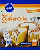 Pillsbury Eggless Cooker Cake Mix, Vanilla 159g