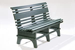 GreenBenches & More Recycled Plastic Forever Bench