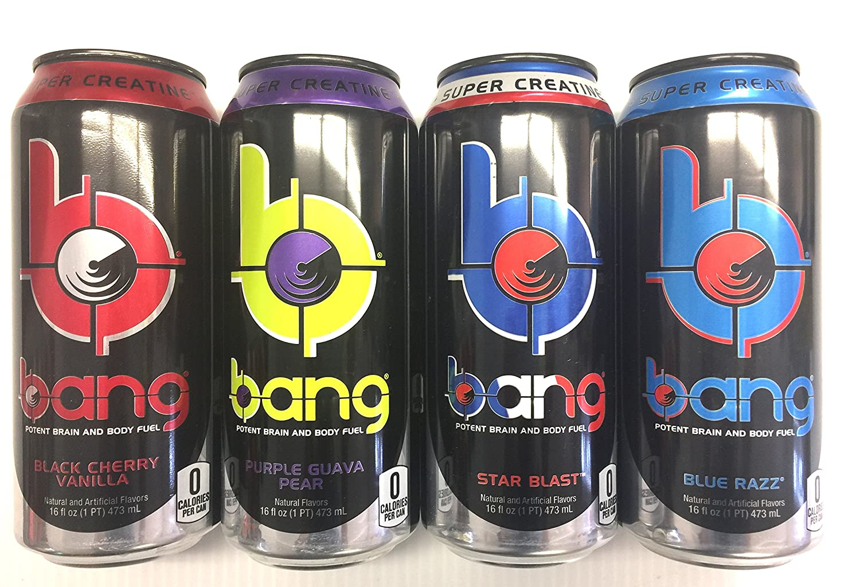 VPX Bang Variety – Azul Razz, morado Guava Pear, Negro ...