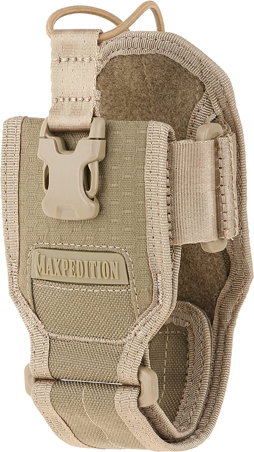Maxpedition Rdp Radio Pouch, Tan