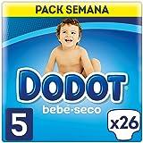 Dodot Bebé-Seco Pañales con Canales de Aire Talla 5, 11-16 kg