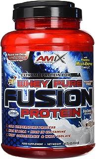 Amix Whey Pure Fusion, Proteínas, 1000 g: Amazon.es: Salud y cuidado ...