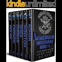 Savage Kings MC - South Carolina Books 1-6