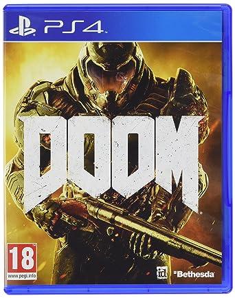 53b1d8d87b01a Doom (PS4): Amazon.co.uk: PC & Video Games