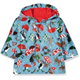 Hatley Baby Boys' Infant Raining Dogs Raincoat