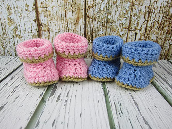 Amazon Baby Doll Shoes 1 Pair Of Crochet Doll Shoes Or Doll