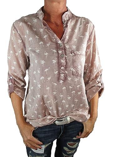Tim Collins - Camisas - Blusa - cuello mao - para mujer