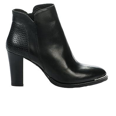 0b0067251a0 Myma Boots Femme Noir - 1221MY - Millim  Amazon.fr  Chaussures et Sacs