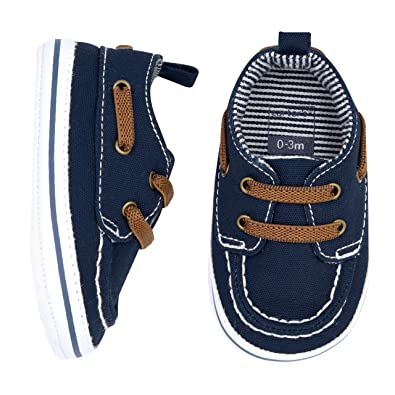 a0a09f75e Amazon.com  Carter s Kids  Infant Boys  Boat Shoe  Shoes