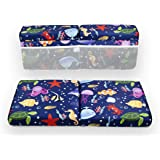 M&S IGT - Premium Bath Kneeler and Elbow Rest Pad Set, Extra Thick Foldable Bath Kneeler for Baby, Bath Kneeling Pad and Elbo