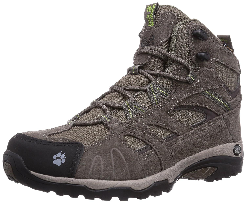 Jack Wolfskin Vojo Hike Mid Texapore, Chaussures de randonnée Femme 4011371