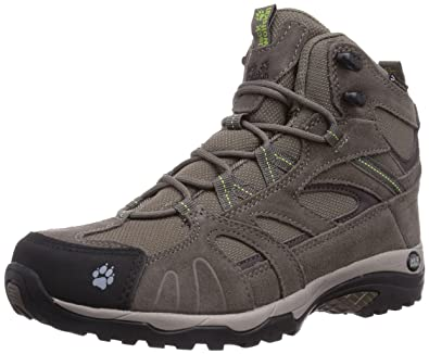 Chaussures Jack Wolfskin Texapore grises femme