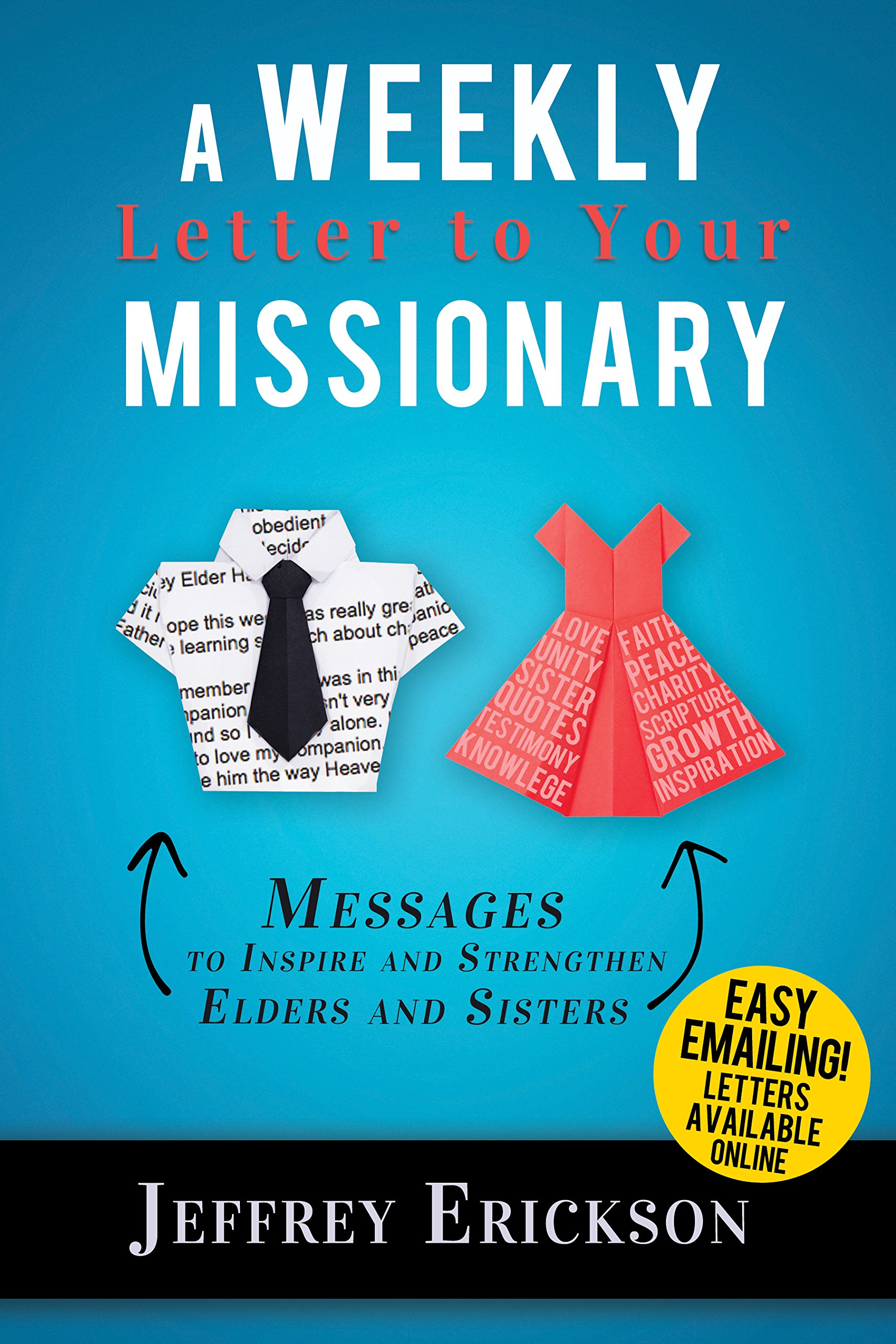 letters of encouragement to missionaries