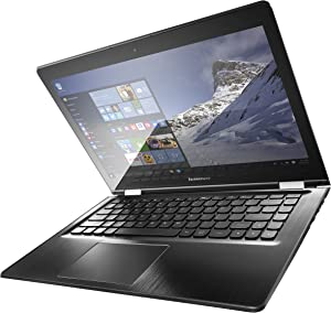 Lenovo Flex 3 14-Inch Touchscreen Laptop (Core i7, 8 GB RAM, 1 TB HDD, Windows 10) 80R3000UUS