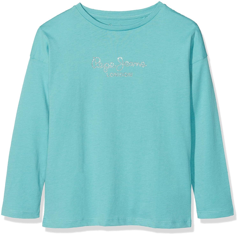 Pepe Jeans M/ädchen T-Shirt Nuria Jr L//S