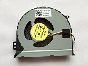 HK-part Replacement Fan for Dell Inspiron 14-7000 14-7447 7447 Series Cpu Cooling Fan 4-Wire DP/N CN-0562V6