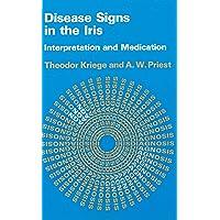 Disease Signs In The Iris: Interpretation and Medication