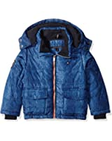 Tommy Hilfiger Boys' Richard Puffer Coat