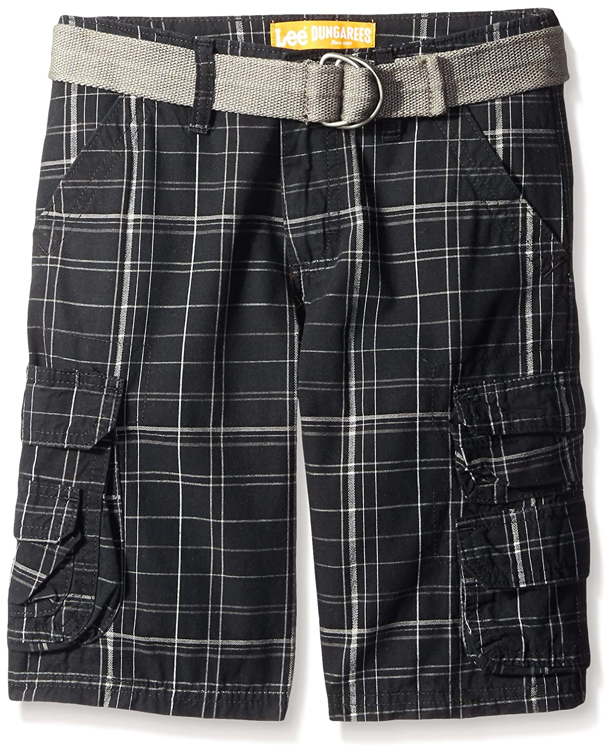 Lee Boys' Dungarees Belted Wyoming Cargo Short Lee Children' s Apparel 51656
