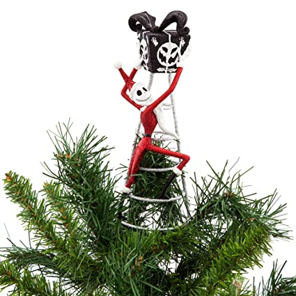 Disney Jack Skellington Tree Topper Nightmare Before Christmas
