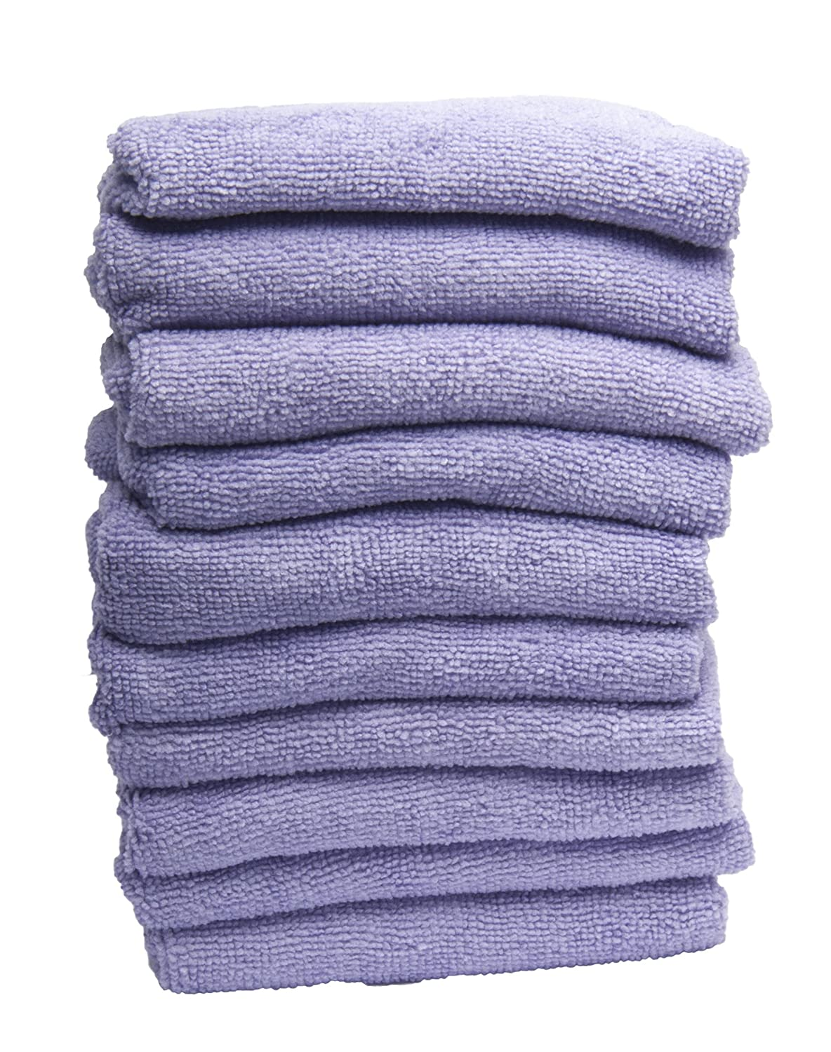 Softees Towels with Duraguard, Aqua, 10-Pack Fromm 45042
