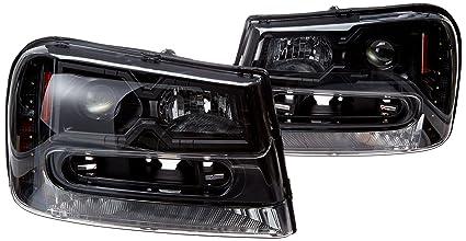 Chevy Trailblazer señal de SMD LED proyector faros delanteros ...