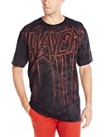 Liquid Blue Men's Slayer Raining Blood T-Shirt
