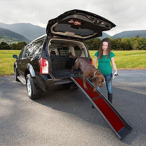 Kurgo Wander Collapsible Dog Ramp for SUV