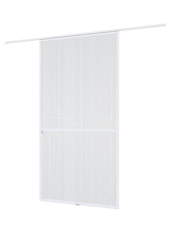 Windhager Insektenschutz Expert Schiebetür, 120 x 240 cm, weiß